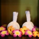 massage aux pochons